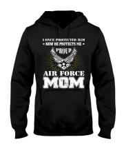 Air Force Mom Hooded Sweatshirt thumbnail