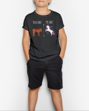 Your Aunt MY Aunt Gift For Your Nephew and Niece Youth T-Shirt lifestyle-youth-tshirt-front-1