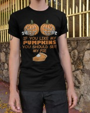 Perfect Halloween Shirt Classic T-Shirt apparel-classic-tshirt-lifestyle-21