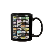 Cassette tapes mixtapes 1980s Mug thumbnail