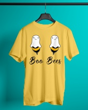 Boo Bees Funny Halloween Shirt Classic T-Shirt lifestyle-mens-crewneck-front-3