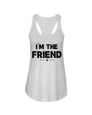 IM THE FRIEND Ladies Flowy Tank thumbnail