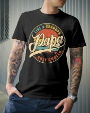 Vintage Papa Shirt Classic T-Shirt lifestyle-mens-crewneck-front-6