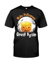 Perfect Halloween Shirt Classic T-Shirt front