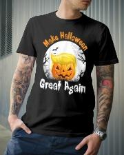 Perfect Halloween Shirt Classic T-Shirt lifestyle-mens-crewneck-front-6
