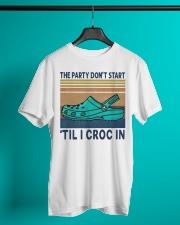 Til I Croc In Classic T-Shirt lifestyle-mens-crewneck-front-3