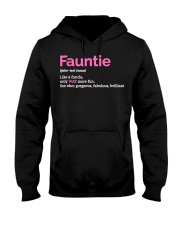 Fauntie Funny Definition Hooded Sweatshirt thumbnail