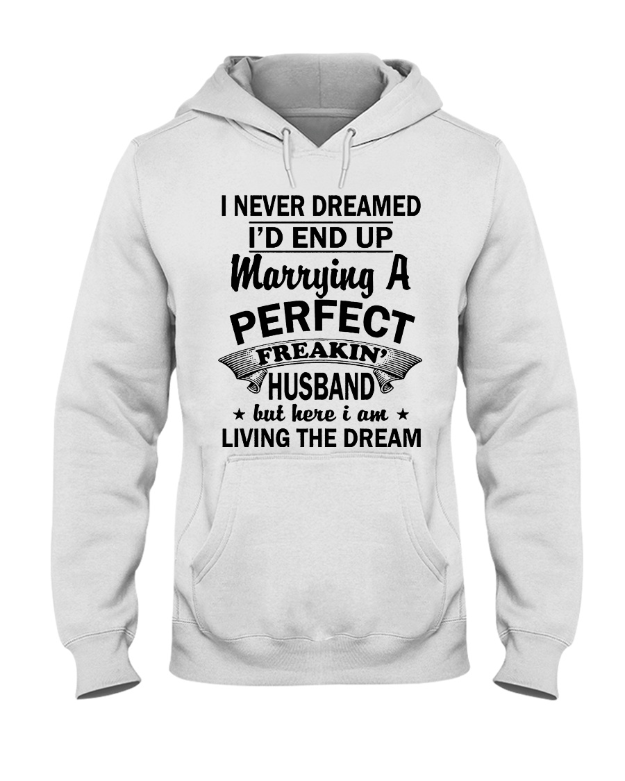 Perfect Gift For Your Wife Hooded Sweatshirt
