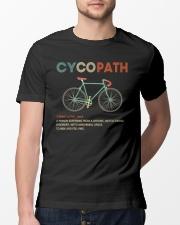 Cycopath vintage design Classic T-Shirt lifestyle-mens-crewneck-front-13