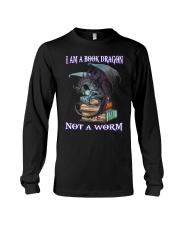 I AM A BOOK DRAGON Long Sleeve Tee thumbnail
