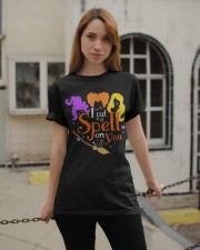 I Put A Spell On You Classic T-Shirt apparel-classic-tshirt-lifestyle-19