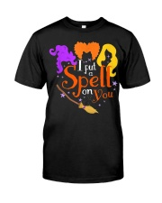 I Put A Spell On You Classic T-Shirt front