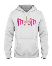 Unicorn Mom Hooded Sweatshirt thumbnail