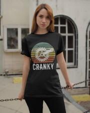 Cranky Classic T-Shirt apparel-classic-tshirt-lifestyle-19