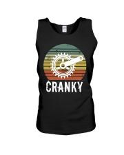 Cranky Unisex Tank thumbnail