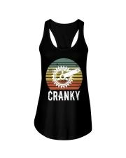 Cranky Ladies Flowy Tank thumbnail