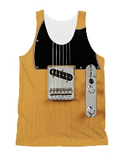 All over print guitar special design All-over Unisex Tank thumbnail