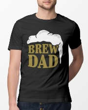 Brew Dad Classic T-Shirt lifestyle-mens-crewneck-front-13