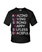 Proud Mother design Youth T-Shirt thumbnail