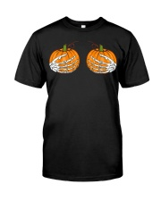 Funny Halloween Shirt Classic T-Shirt front