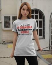 I'm A Mom A Grandma And A Retired Nurse Classic T-Shirt apparel-classic-tshirt-lifestyle-19