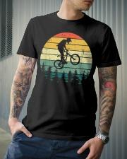 Vintage mountain bike Classic T-Shirt lifestyle-mens-crewneck-front-6