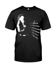 PERFECT DESIGN FOR GUITAR LOVER Classic T-Shirt front