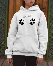 Dog Mom Hooded Sweatshirt apparel-hooded-sweatshirt-lifestyle-front-03