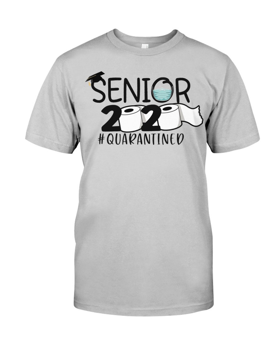 Senior 2020 Quarantined T-shirt Classic T-Shirt