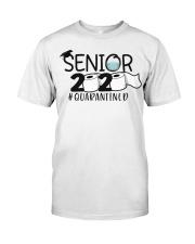Senior 2020 Quarantined T-shirt Classic T-Shirt tile