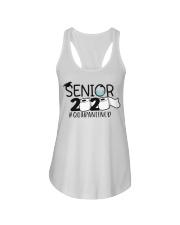 Senior 2020 Quarantined T-shirt Ladies Flowy Tank thumbnail