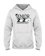 Senior 2020 Quarantined T-shirt Hooded Sweatshirt thumbnail