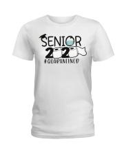 Senior 2020 Quarantined T-shirt Ladies T-Shirt thumbnail