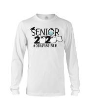 Senior 2020 Quarantined T-shirt Long Sleeve Tee thumbnail