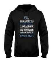 Just fo cycling Hooded Sweatshirt thumbnail