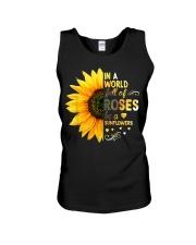 Be a sunflower Unisex Tank thumbnail