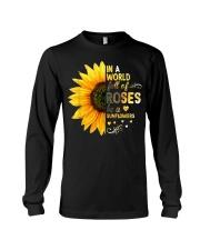 Be a sunflower Long Sleeve Tee thumbnail