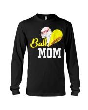 Baseball Mom Long Sleeve Tee thumbnail