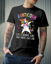 AUNTICORN Classic T-Shirt lifestyle-mens-crewneck-front-6