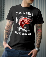 Perfect Shirt For Fishing Lover Classic T-Shirt lifestyle-mens-crewneck-front-6