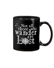 Not All Those Who Wander Are Lost Mug thumbnail