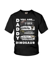 Best Gift For Dad Youth T-Shirt thumbnail