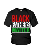 Black Fathers Matter Youth T-Shirt tile