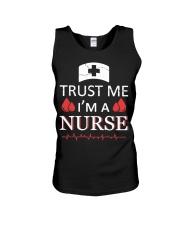 Trust Me I'm A Nurse T-shirt Unisex Tank thumbnail