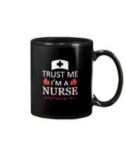 Trust Me I'm A Nurse T-shirt Mug thumbnail