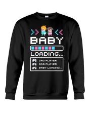 Baby Loading Crewneck Sweatshirt thumbnail
