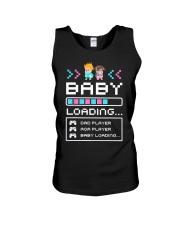 Baby Loading Unisex Tank thumbnail
