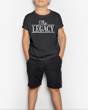The Legacy - Matching Dad Son Shirt Youth T-Shirt lifestyle-youth-tshirt-front-1