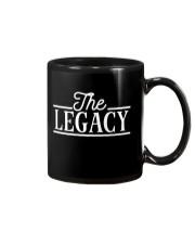 The Legacy - Matching Dad Son Shirt Mug thumbnail