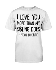 Best Father's Day Gift For Dad Classic T-Shirt thumbnail